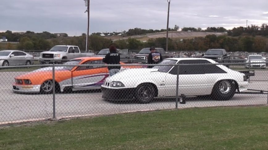 Chuck from Street Outlaws vs Kayla Morton! No Prep!