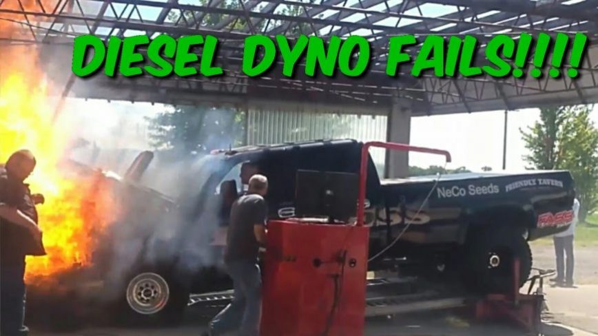 Ultimate Diesel Dyno Fails You Need to See!
