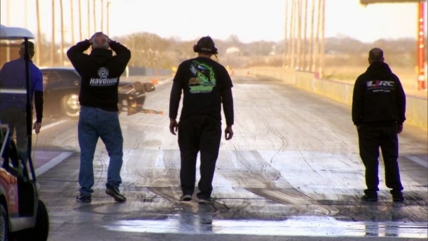 See Why The Gas Monkey Build Is Skating on Thin Ice in Preparation to Race the Street Outlaws