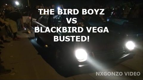 Cash Days Final Race... Bird Boyz VS Blackbird Vega! Busted By The Cops!