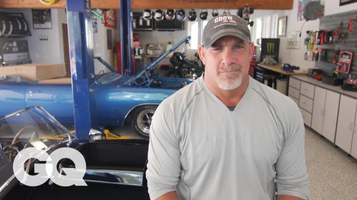 Tour Bill Goldberg's Personal Car Collection, This Guy Knows his Cars!