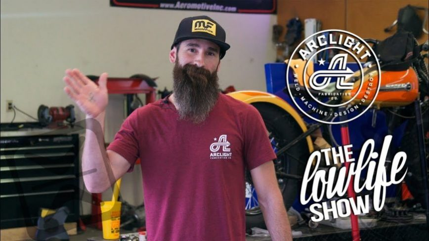 "Aaron Kaufman Talks About His New Ventures, ""Arclight Fab"""