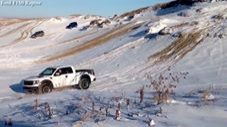 What Truck is Best For The Snow? Raptor vs Dodge Ram vs Chevy Silverado vs Mercedes 6x6
