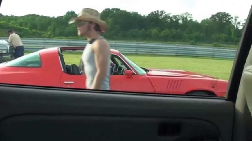 ProCharged Denali Shows Up Camaro Driver In Front Of Girlfriend