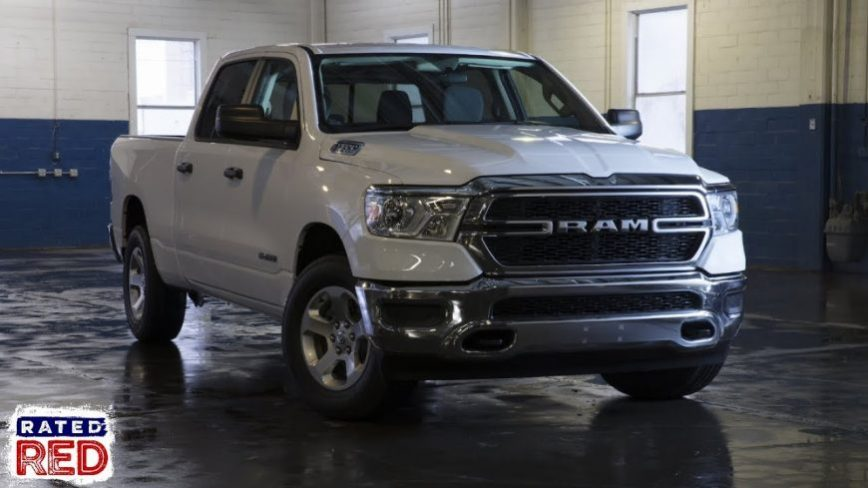 The All New 2019 Ram 1500 Prices Will Start At $31,695