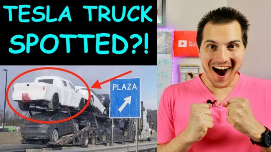 Elon Musk Confirms The Tesla Pickup Is Coming! Or Is He Trolling Us?