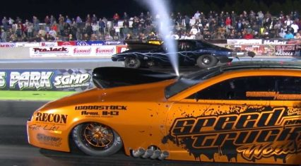 In typical Duck-X Fashion, The Carnage At Lights Out 10 Was Impressive