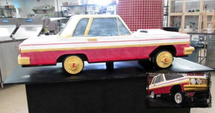 He Made A Lowrider Cake, And the Detail Is Unbelievable