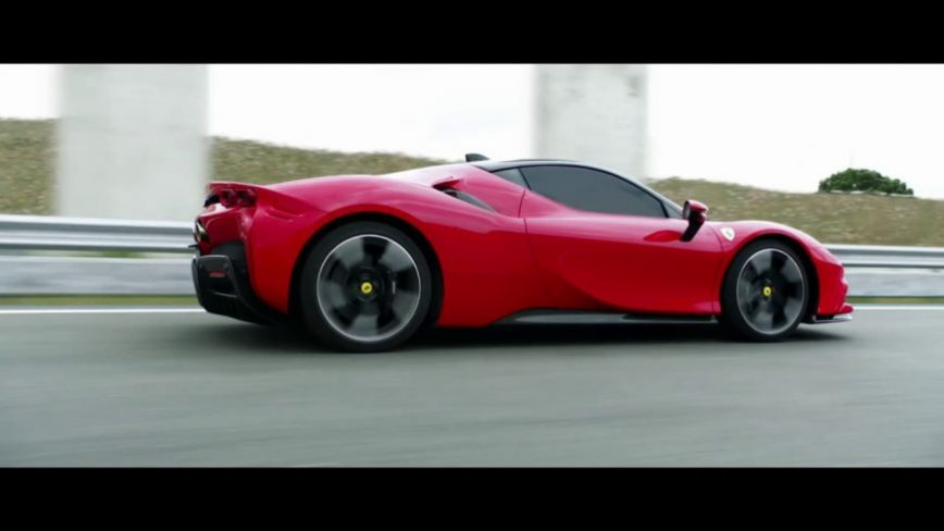 Ferrari Just Announced Their Most Spectacular Car Yet and it's... a Hybrid