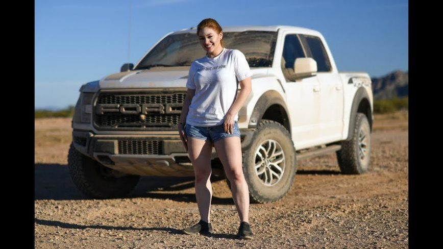 She Thrashed On A 2018 Raptor in the Desert, Best Raptor Review to Date!