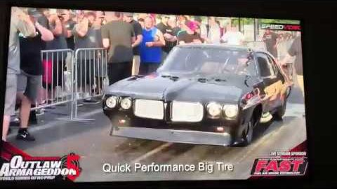 Daddy Dave Meets Big Chief at Outlaw Armageddon 5