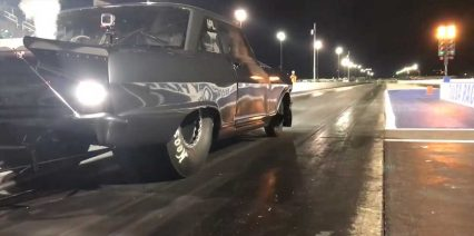 Daddy Dave Wins Pro Street Class At Throwdown In T-Town