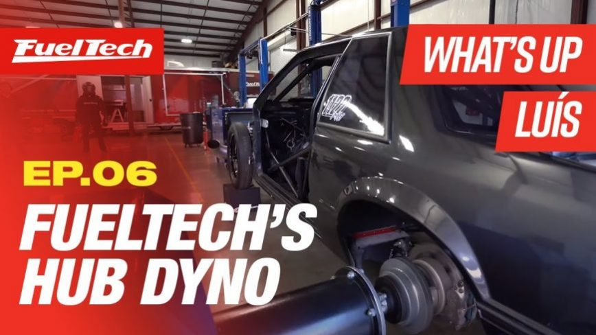 Fueltech Breaks Down The Technology Behind Their Legendary Hub Dyno