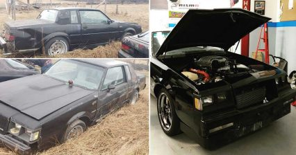 Hellcat Powered Buick Grand National is Driving the Internet Crazy
