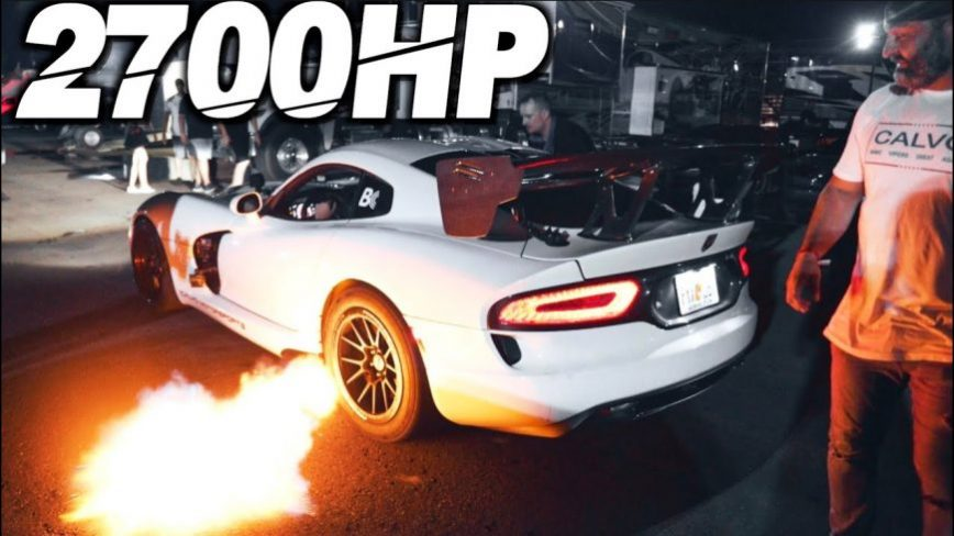 2700 HP Turbo Vipers Rule the World at FL2K