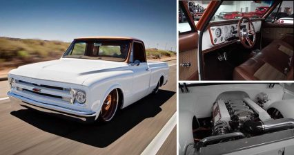 '67 C10 Breathes New Life With a Complete Facelift - This Thing is AMAZING!