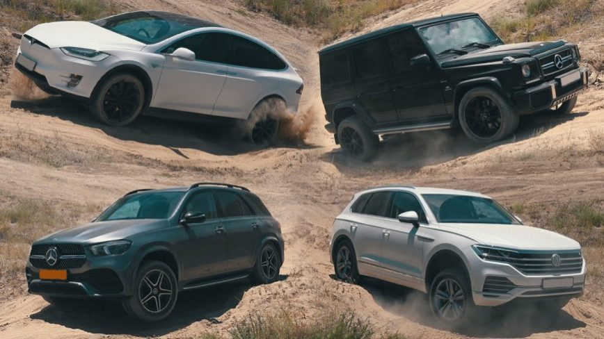 The Ultimate Luxury SUV Battle