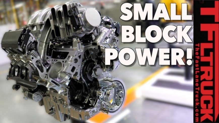 GM Dropped a Massive 6.6L Gas Engine For its HD Trucks - Here's What You Need to Know